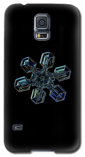 Snowflake Photo - High Voltage IIi Galaxy S5 Case