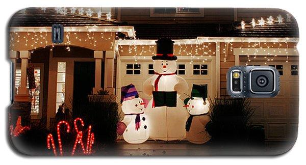 Snowman Galaxy S5 Case