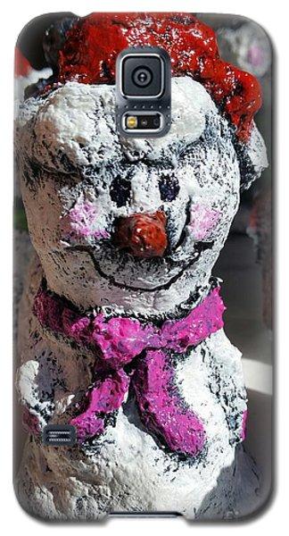 Snowman Pink Galaxy S5 Case