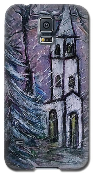 Snowscape Galaxy S5 Case