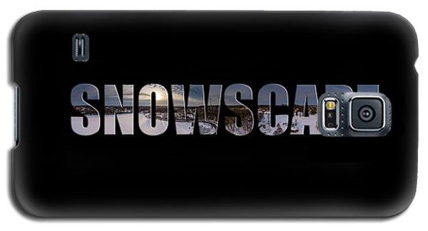Snowscape Galaxy S5 Case