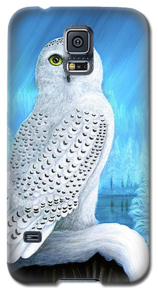 Snowy Delight Galaxy S5 Case