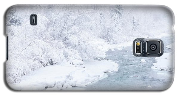 Snowy River Galaxy S5 Case