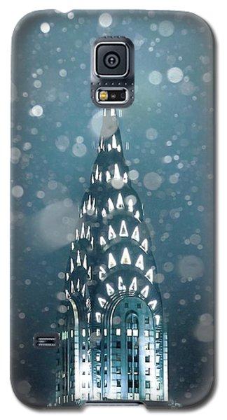Snowy Spires Galaxy S5 Case by Az Jackson