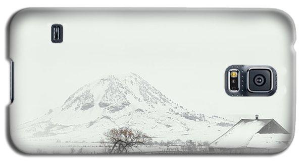 Snowy Sunrise Galaxy S5 Case