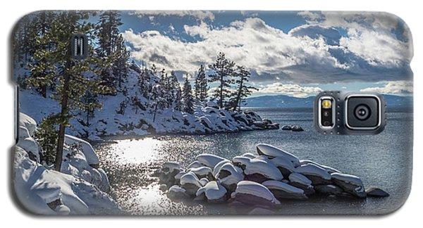 Snowy Tahoe Galaxy S5 Case