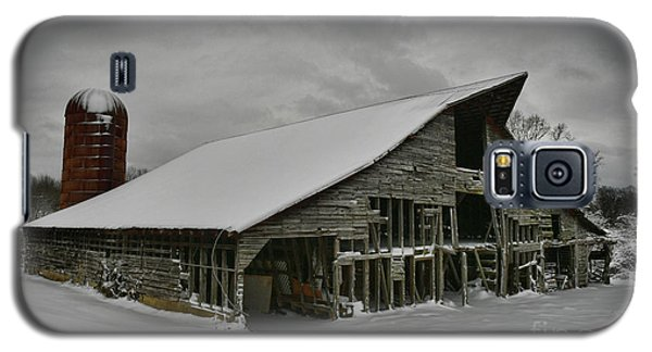 Snowy Thunder Galaxy S5 Case
