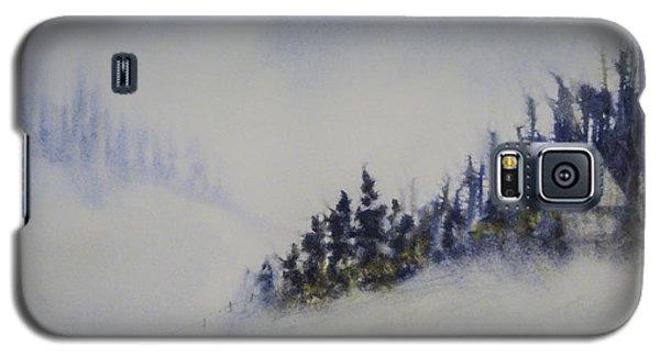 Snowy Winter Galaxy S5 Case