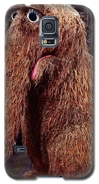 Snuffleupagus Galaxy S5 Case
