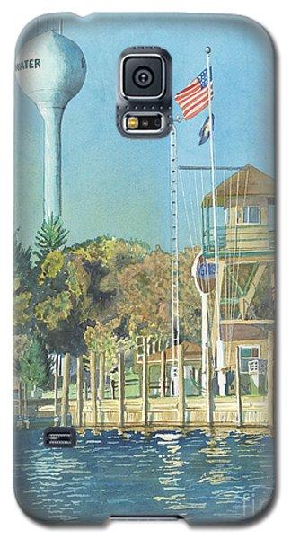 Snug Harbor I Galaxy S5 Case