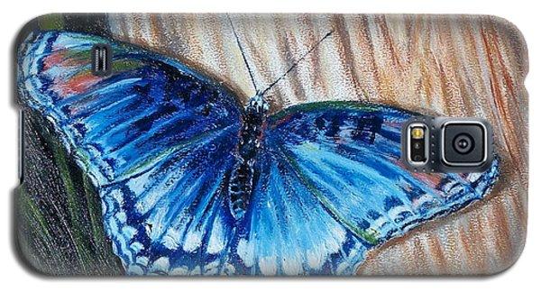 So Blue Galaxy S5 Case