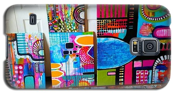 Galaxy S5 Case - So I Am On A Mission..im Spending Ever by Robin Mead