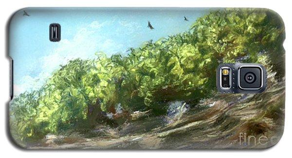 Soaring Above The North Rim Galaxy S5 Case