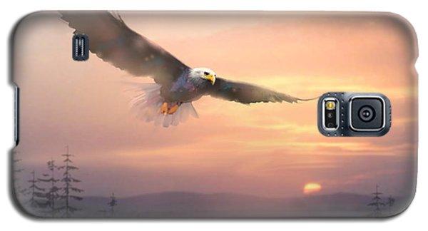 Soaring Free Galaxy S5 Case