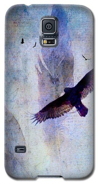 Soaring Galaxy S5 Case by Lisa Noneman