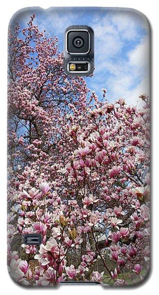 Soaring Magnolia Galaxy S5 Case