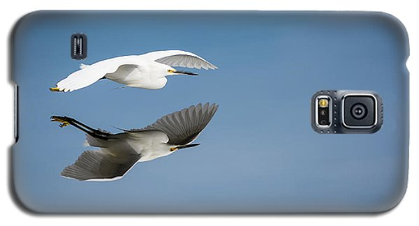 Soaring Over Still Waters Galaxy S5 Case