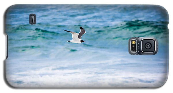 Soaring Over The Ocean Galaxy S5 Case by Shelby Young