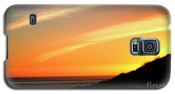 Galaxy S5 Case featuring the photograph Socal Sunet by Clayton Bruster