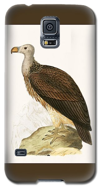 Sociable Vulture Galaxy S5 Case by English School