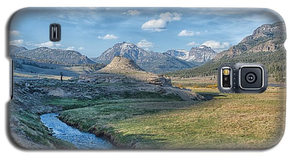 Soda Butte Galaxy S5 Case by CR  Courson