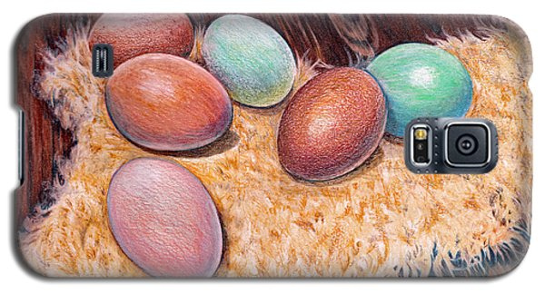 Soft Eggs Galaxy S5 Case