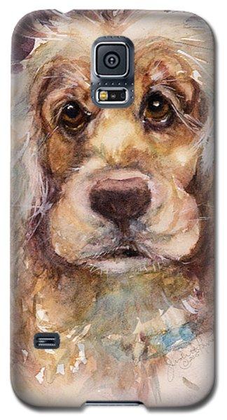 Soft Eyes Galaxy S5 Case by Judith Levins