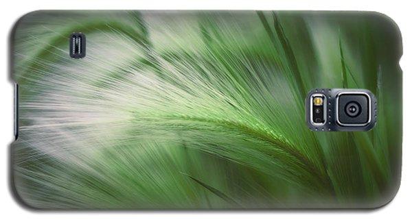 Soft Grass Galaxy S5 Case
