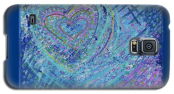 Soft Heart Galaxy S5 Case