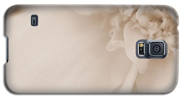 Soft Petals Galaxy S5 Case by Christine Ricker Brandt
