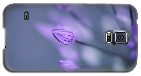 Soft Purple Galaxy S5 Case
