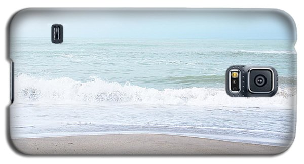 Miami Galaxy S5 Case - Soft Waves 2- Art By Linda Woods by Linda Woods