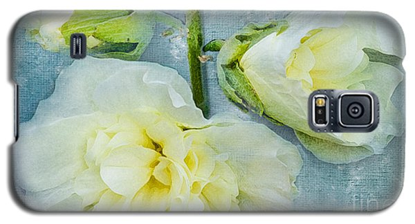 Galaxy S5 Case featuring the photograph Softly by Betty LaRue
