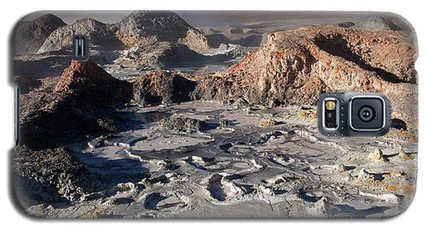 Sol De Manana Geothermal Field  Galaxy S5 Case