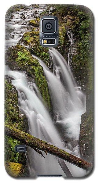 Sol Duc Falls Galaxy S5 Case