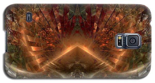 Sol Invictus Galaxy S5 Case by NirvanaBlues
