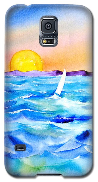 Sol Searching Galaxy S5 Case