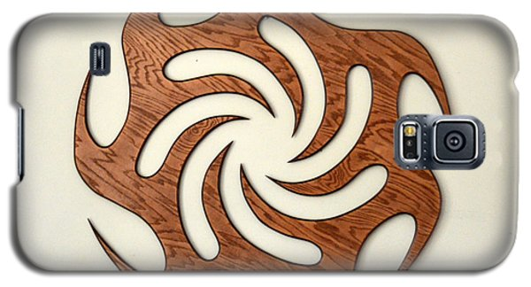 Sol Seven, Fire And Water Galaxy S5 Case
