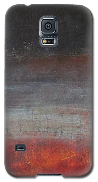 Galaxy S5 Case featuring the painting Solace by Nicole Nadeau