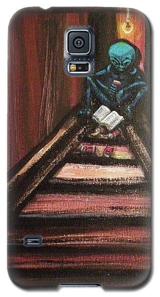 Solamente Alien Galaxy S5 Case