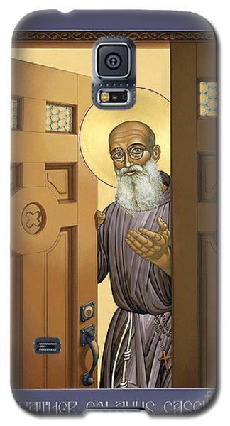 Bl. Solanus Casey - Lwvsc Galaxy S5 Case