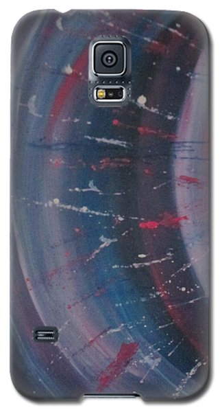 Solar Flare #1 Galaxy S5 Case by Sharyn Winters