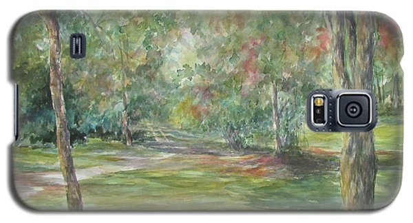 Sold River Nature Trails Galaxy S5 Case