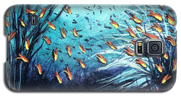 Soldier Fish And Coral  Galaxy S5 Case