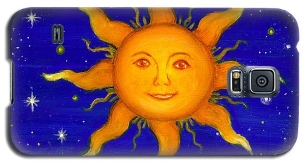 Soleil Galaxy S5 Case by Sandra Estes