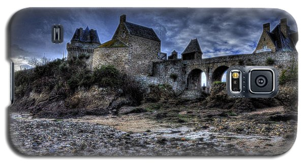 Solidor At Dusk Before A Storm Galaxy S5 Case by Karo Evans