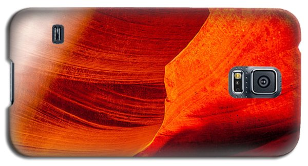 Featured Images Galaxy S5 Case - Solitary Beam by Az Jackson