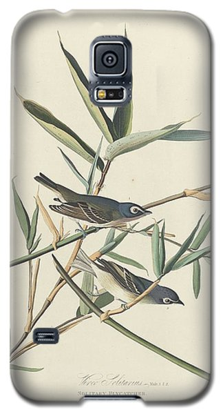 Solitary Flycatcher Galaxy S5 Case