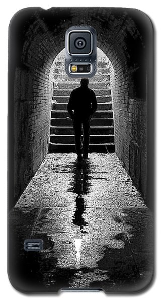 Solitude - Ascending To The Light Galaxy S5 Case by Betty Denise
