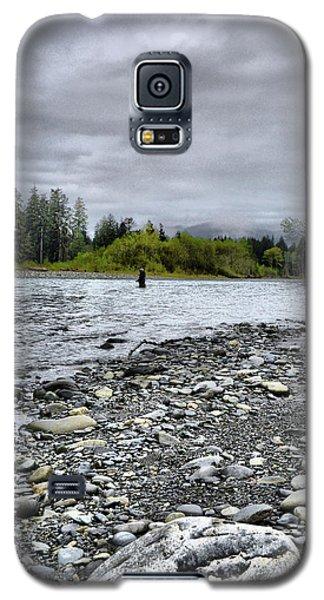 Solitude On The River Galaxy S5 Case